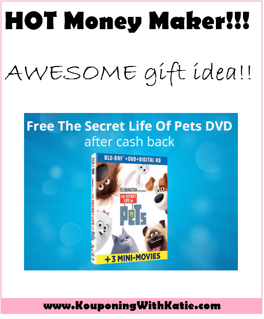 last day great money maker deal on the secret life of pets blue ray dvd combo pack. Black Bedroom Furniture Sets. Home Design Ideas