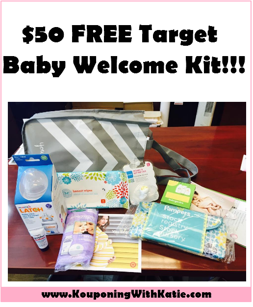 Target Baby Registry: Get a $50 Welcome Kit!!!! HURRY ...