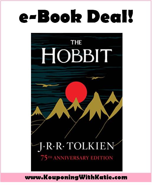 The hobbit ebook array the hobbit ebook kouponing with katie rh kouponingwithkatie com fandeluxe Images
