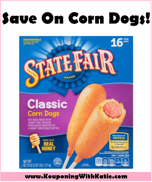 Cheap State Fair Corn Dogs With Double